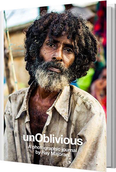 unOblivious - A photographic journal by Ray Majoran