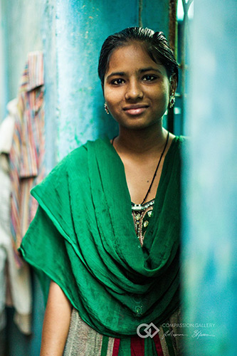 Portraits of India: Aruna
