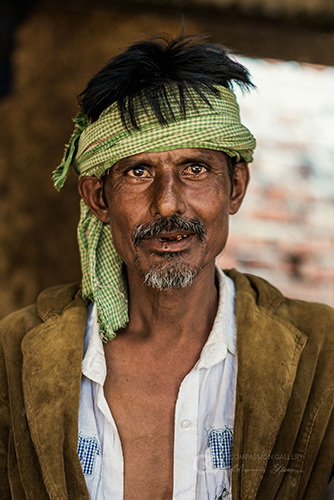 Portraits of India: Alaluddin