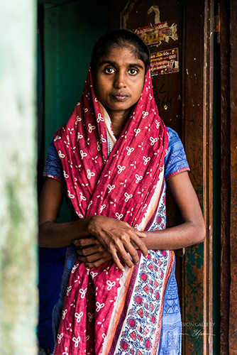 Portraits of India: Seek Justice