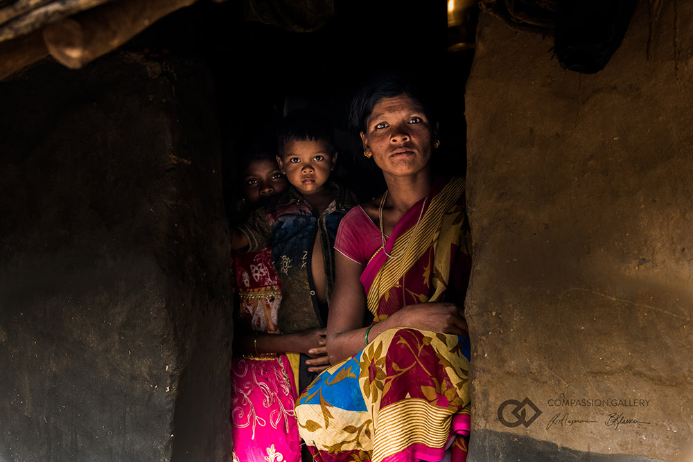 Portraits of India: Light of the Eyes